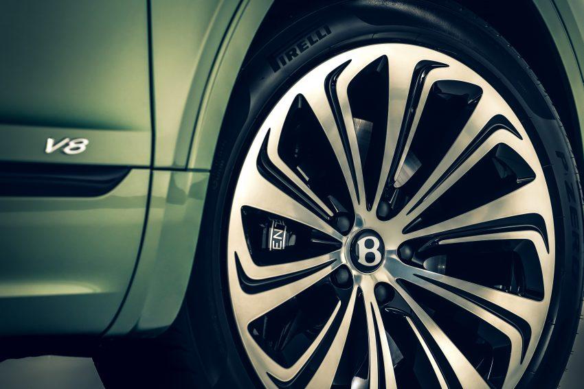 Bentley Bentayga 小改款面世,外型更精致、内装更奢华 Image #126912