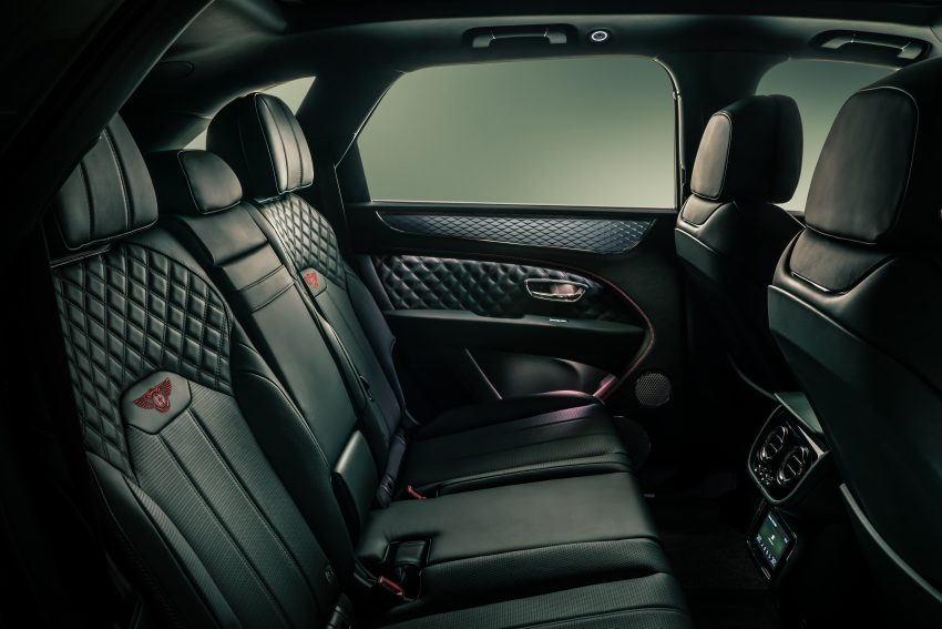 Bentley Bentayga 小改款面世,外型更精致、内装更奢华 Image #126916