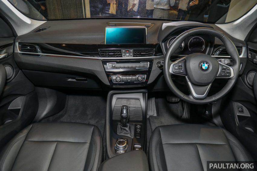 BMW X1 sDrive18i 正式在本地发布,未含SST售RM208k Image #129176