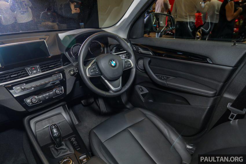 BMW X1 sDrive18i 正式在本地发布,未含SST售RM208k Image #129193