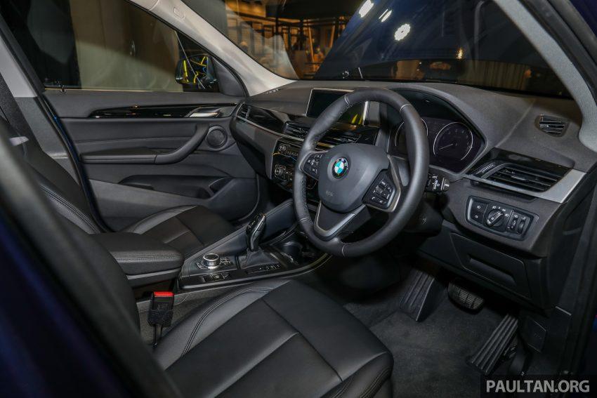 BMW X1 sDrive18i 正式在本地发布,未含SST售RM208k Image #129177