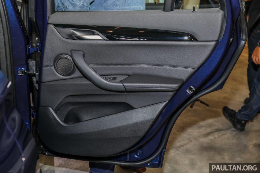 BMW X1 sDrive18i 正式在本地发布,未含SST售RM208k Image #129206