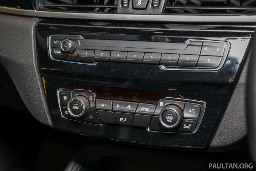 BMW X1 sDrive18i 正式在本地发布,未含SST售RM208k Image #129183