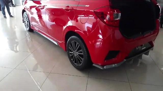 第三代 Perodua Myvi 登陆文莱,首见 S-Edition 运动版本 Image #127146