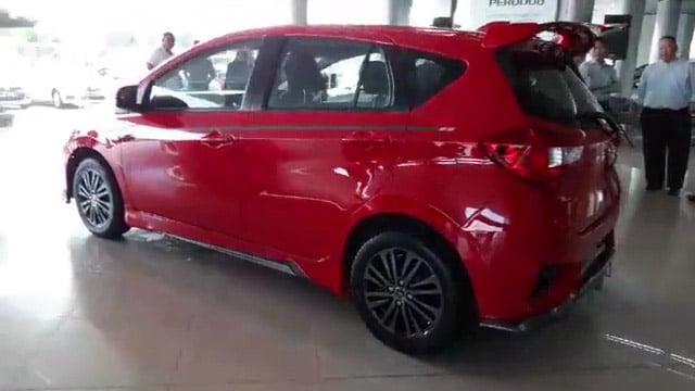 第三代 Perodua Myvi 登陆文莱,首见 S-Edition 运动版本 Image #127149