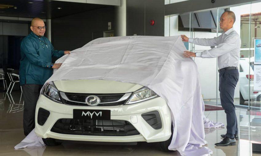第三代 Perodua Myvi 登陆文莱,首见 S-Edition 运动版本 Image #127137