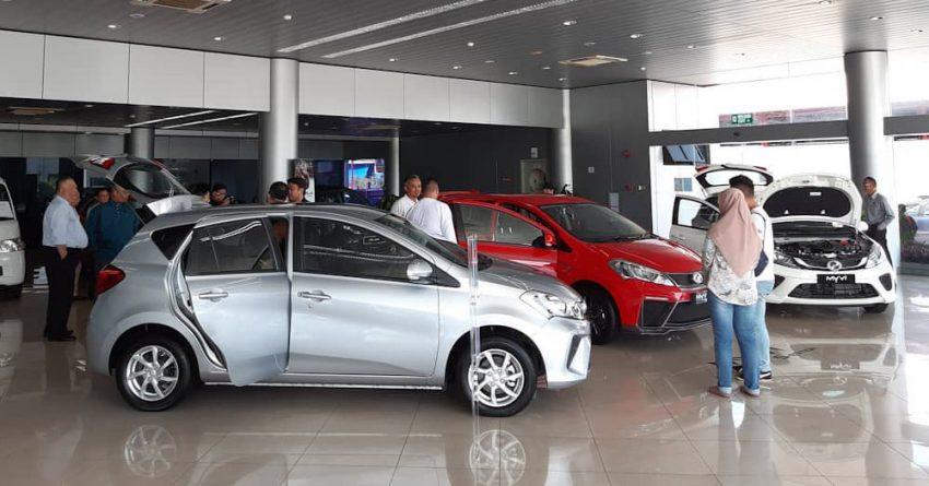 第三代 Perodua Myvi 登陆文莱,首见 S-Edition 运动版本 Image #127140