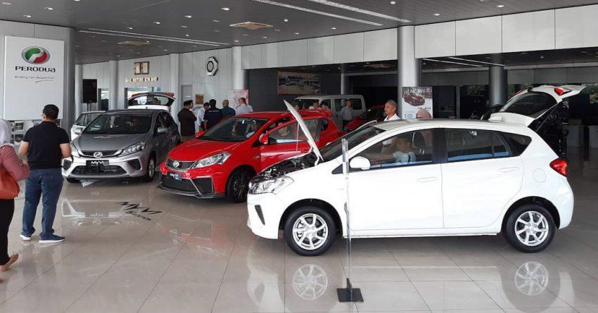第三代 Perodua Myvi 登陆文莱,首见 S-Edition 运动版本 Image #127141