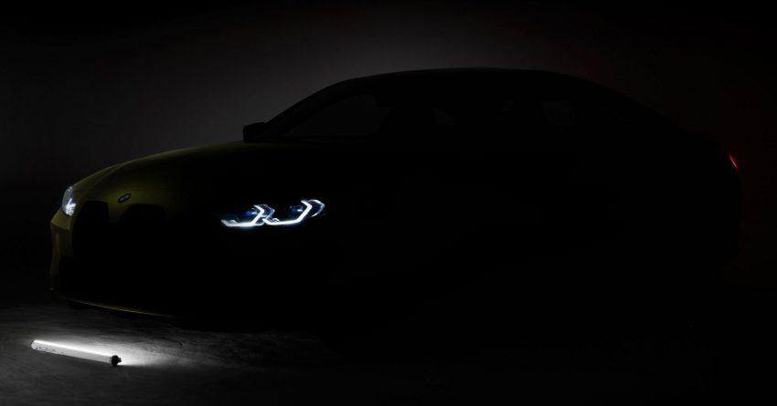 原厂释出下一代 BMW M3 与 M4 部份细节, 新引擎+手排 Image #127074