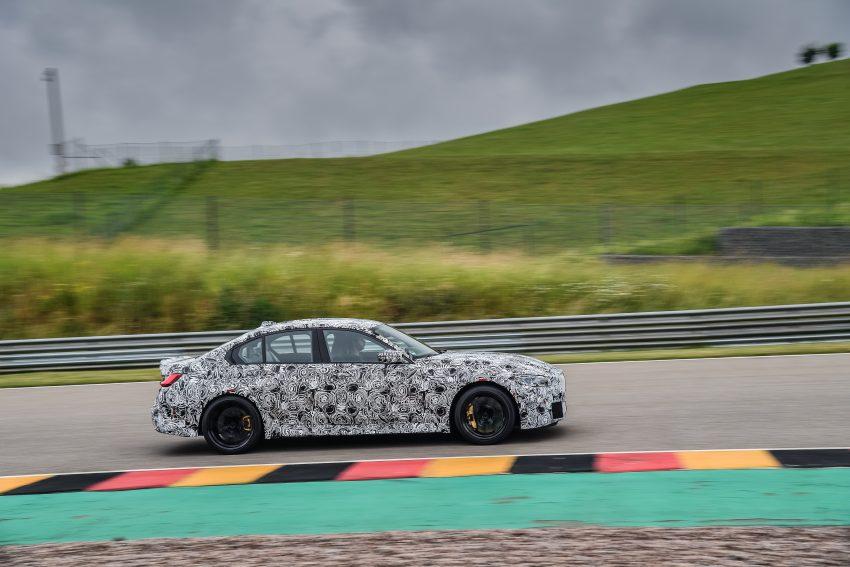 原厂释出下一代 BMW M3 与 M4 部份细节, 新引擎+手排 Image #127064
