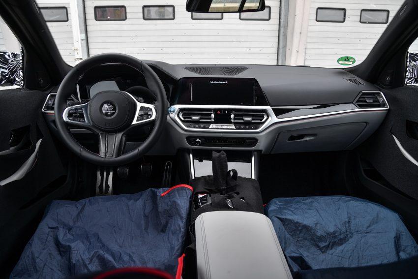 原厂释出下一代 BMW M3 与 M4 部份细节, 新引擎+手排 Image #127067