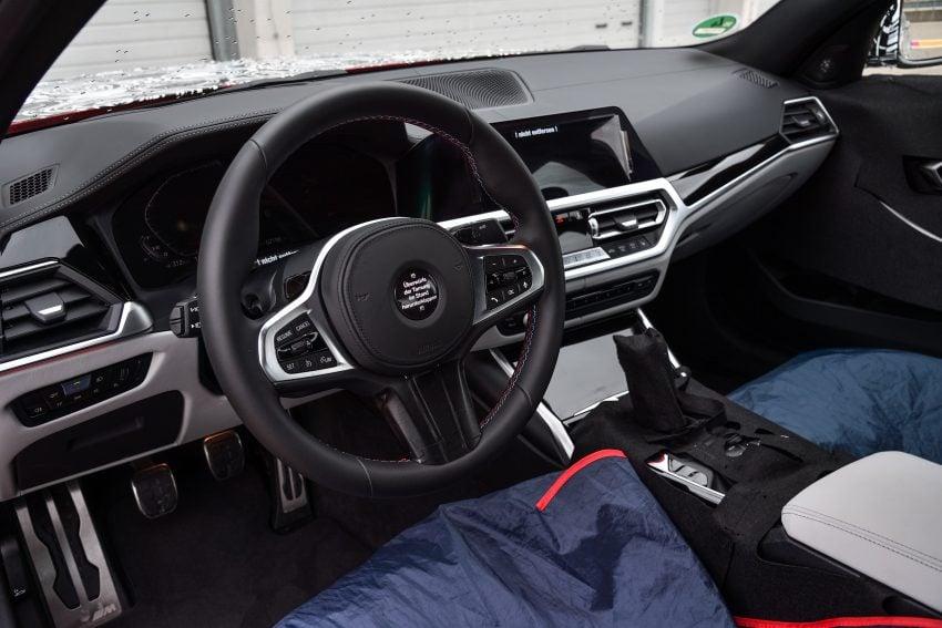 原厂释出下一代 BMW M3 与 M4 部份细节, 新引擎+手排 Image #127068