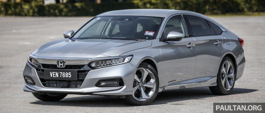 新车图集: 2020 Honda Accord 1.5 TC-P , 免税售价18.8万 Image #129364