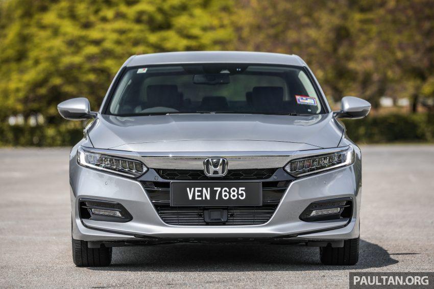 新车图集: 2020 Honda Accord 1.5 TC-P , 免税售价18.8万 Image #129373