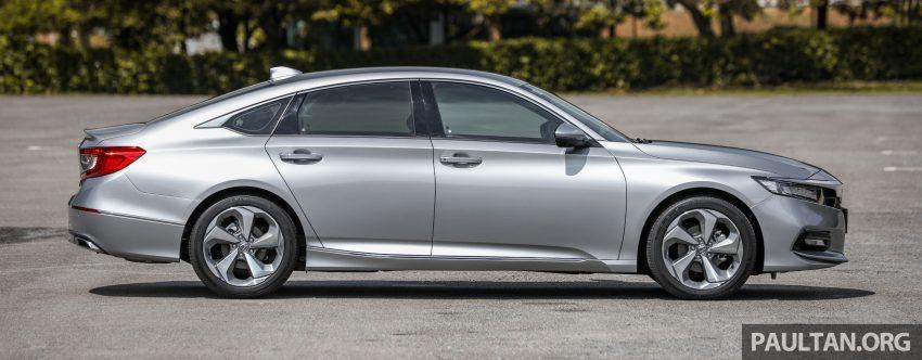 新车图集: 2020 Honda Accord 1.5 TC-P , 免税售价18.8万 Image #129376