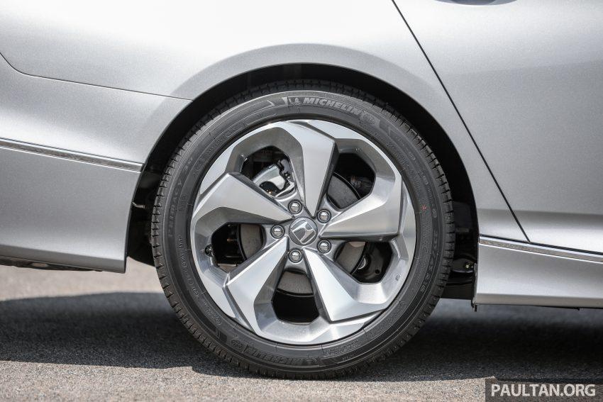 新车图集: 2020 Honda Accord 1.5 TC-P , 免税售价18.8万 Image #129392
