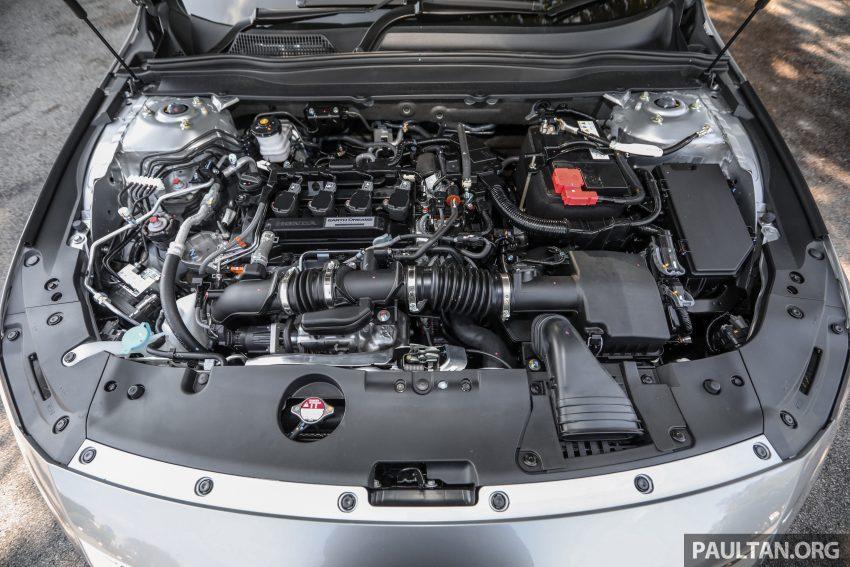 新车图集: 2020 Honda Accord 1.5 TC-P , 免税售价18.8万 Image #129400