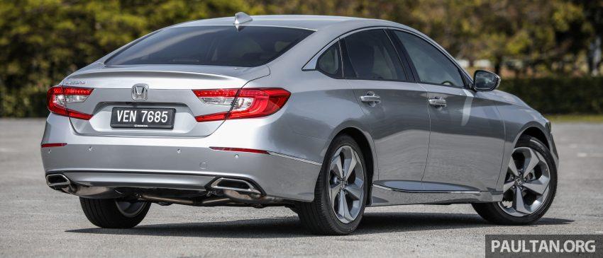 新车图集: 2020 Honda Accord 1.5 TC-P , 免税售价18.8万 Image #129369