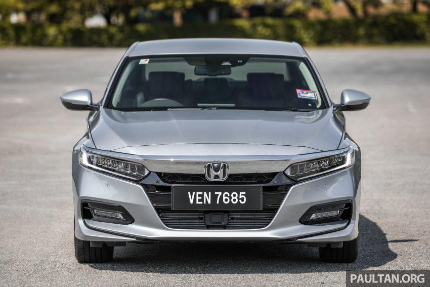 新车图集: 2020 Honda Accord 1.5 TC-P , 免税售价18.8万 Image #129372