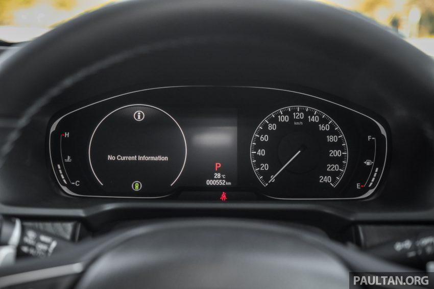 新车图集: 2020 Honda Accord 1.5 TC-P , 免税售价18.8万 Image #129414