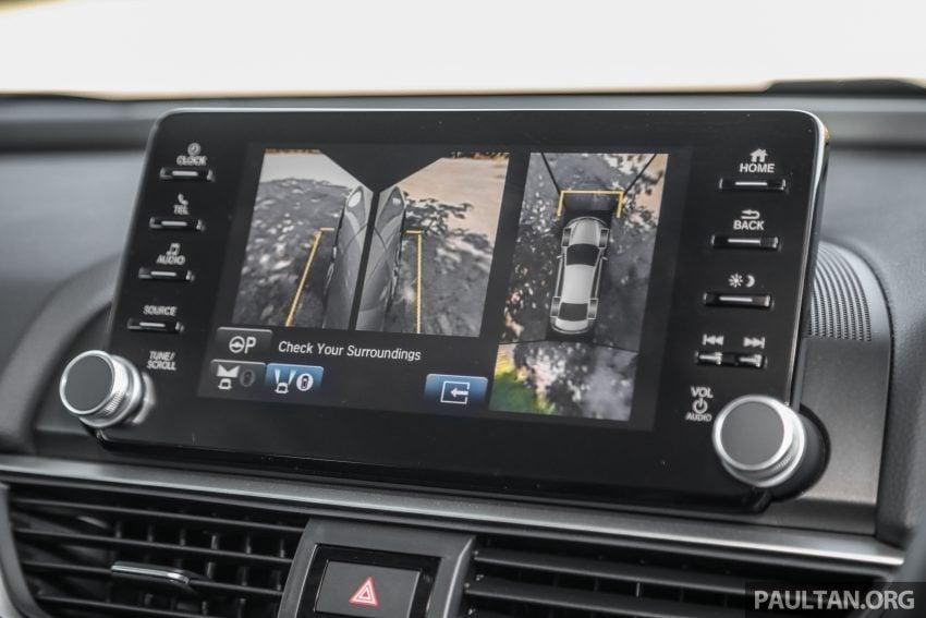 新车图集: 2020 Honda Accord 1.5 TC-P , 免税售价18.8万 Image #129423