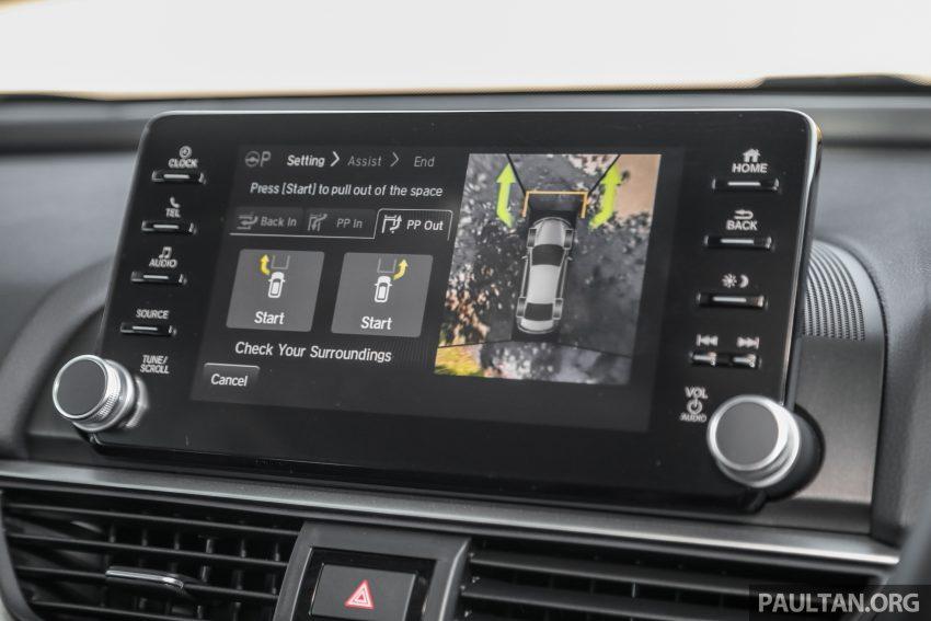 新车图集: 2020 Honda Accord 1.5 TC-P , 免税售价18.8万 Image #129424