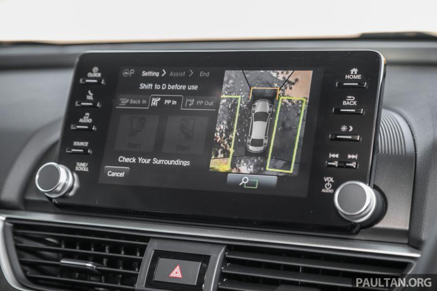 新车图集: 2020 Honda Accord 1.5 TC-P , 免税售价18.8万 Image #129425