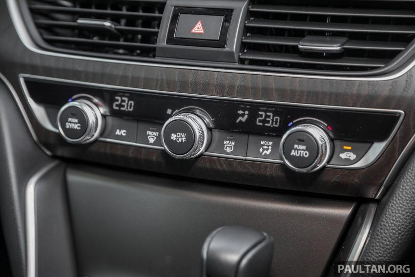 新车图集: 2020 Honda Accord 1.5 TC-P , 免税售价18.8万 Image #129427