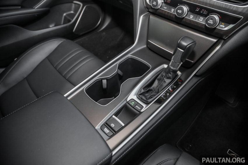 新车图集: 2020 Honda Accord 1.5 TC-P , 免税售价18.8万 Image #129428