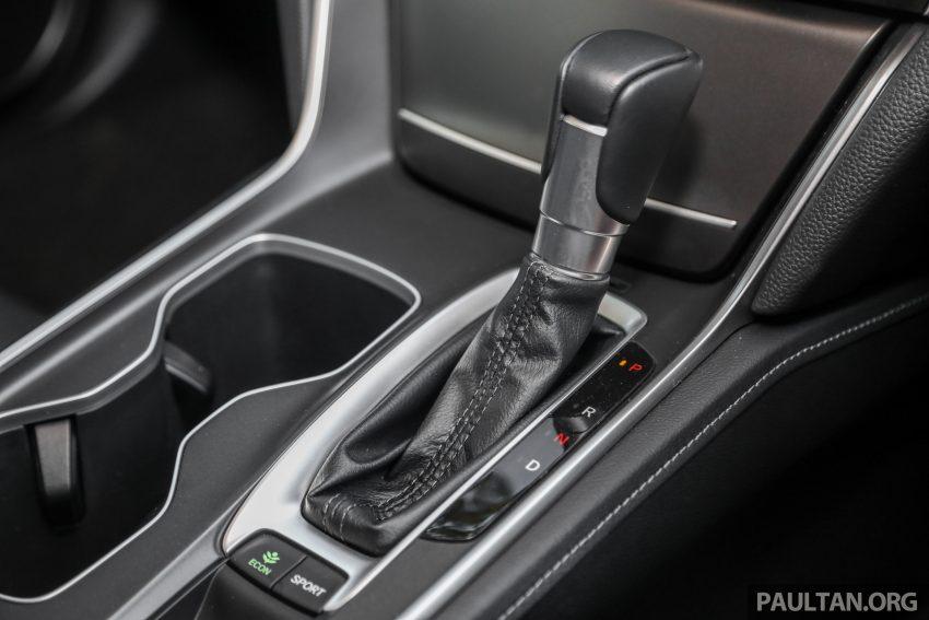 新车图集: 2020 Honda Accord 1.5 TC-P , 免税售价18.8万 Image #129429