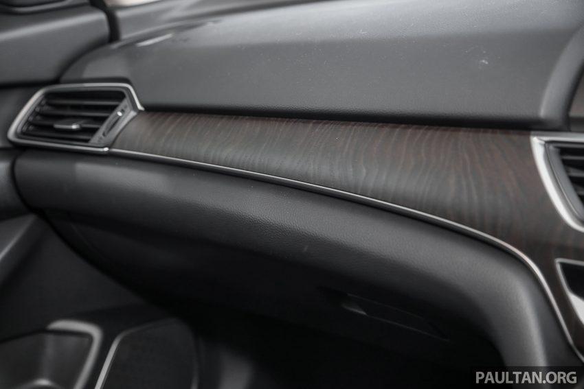 新车图集: 2020 Honda Accord 1.5 TC-P , 免税售价18.8万 Image #129436