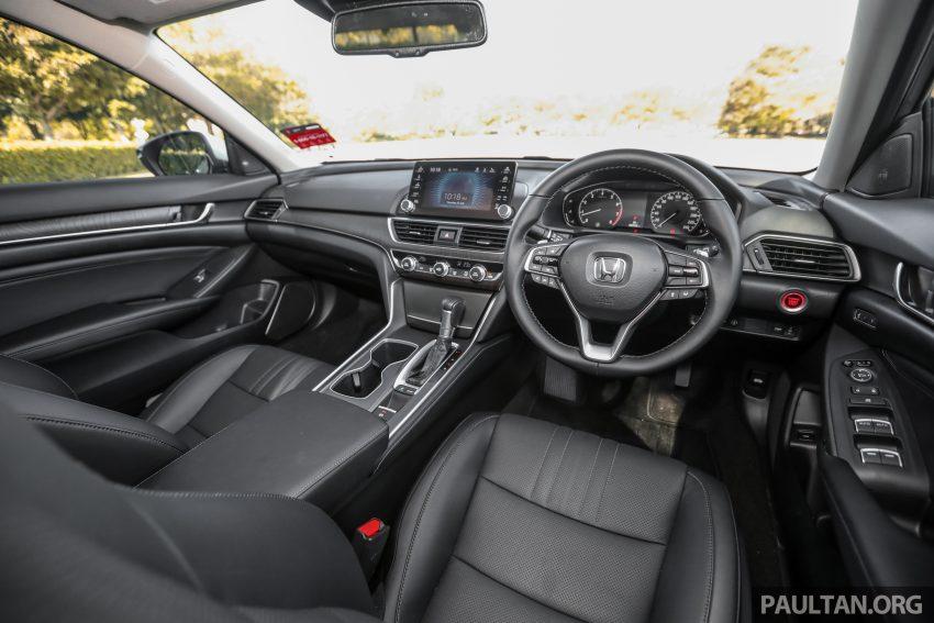 新车图集: 2020 Honda Accord 1.5 TC-P , 免税售价18.8万 Image #129440
