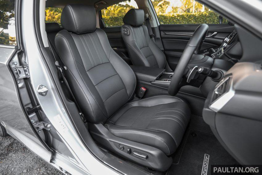 新车图集: 2020 Honda Accord 1.5 TC-P , 免税售价18.8万 Image #129446