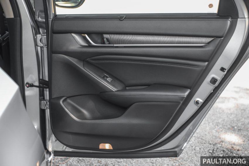 新车图集: 2020 Honda Accord 1.5 TC-P , 免税售价18.8万 Image #129449