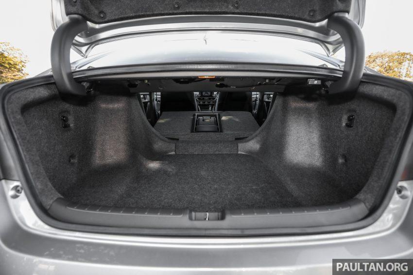新车图集: 2020 Honda Accord 1.5 TC-P , 免税售价18.8万 Image #129458