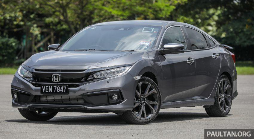 新车图集: 2020 Honda Civic 1.5 TC-P, 免税售价13.5万 Image #130610