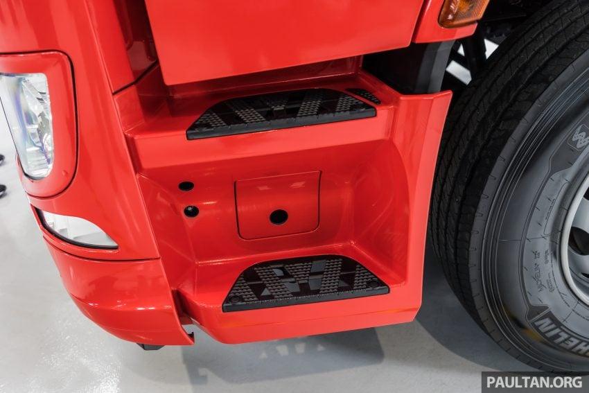2020 Mercedes-Benz Actros 大型货卡本地上市, 10种不同车型版本供选择, 搭载AEB, ACC, LKAS等高科技安全配备 Image #129937