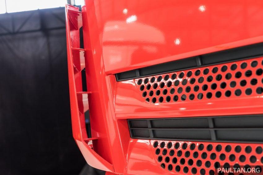 2020 Mercedes-Benz Actros 大型货卡本地上市, 10种不同车型版本供选择, 搭载AEB, ACC, LKAS等高科技安全配备 Image #129938