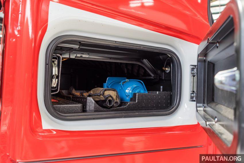 2020 Mercedes-Benz Actros 大型货卡本地上市, 10种不同车型版本供选择, 搭载AEB, ACC, LKAS等高科技安全配备 Image #129941