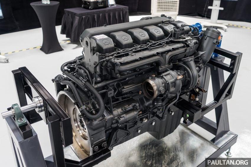 2020 Mercedes-Benz Actros 大型货卡本地上市, 10种不同车型版本供选择, 搭载AEB, ACC, LKAS等高科技安全配备 Image #129951