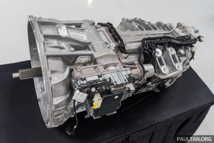 2020 Mercedes-Benz Actros 大型货卡本地上市, 10种不同车型版本供选择, 搭载AEB, ACC, LKAS等高科技安全配备 Image #129952