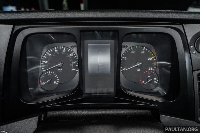2020 Mercedes-Benz Actros 大型货卡本地上市, 10种不同车型版本供选择, 搭载AEB, ACC, LKAS等高科技安全配备 Image #129961