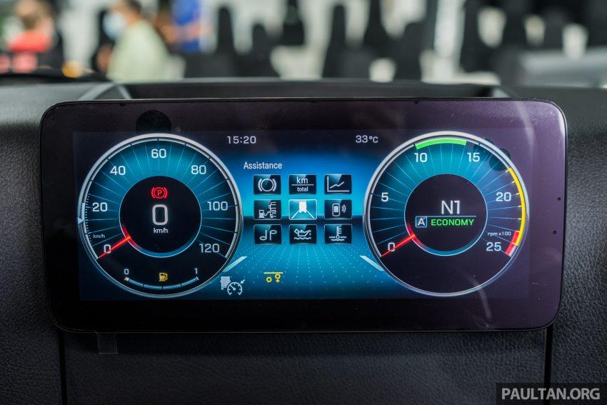 2020 Mercedes-Benz Actros 大型货卡本地上市, 10种不同车型版本供选择, 搭载AEB, ACC, LKAS等高科技安全配备 Image #129962