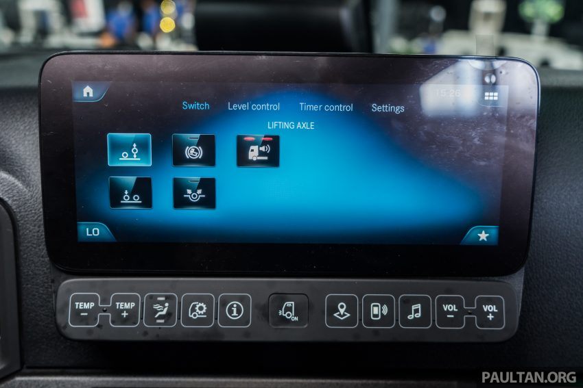 2020 Mercedes-Benz Actros 大型货卡本地上市, 10种不同车型版本供选择, 搭载AEB, ACC, LKAS等高科技安全配备 Image #129965