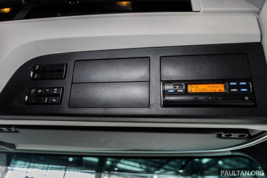 2020 Mercedes-Benz Actros 大型货卡本地上市, 10种不同车型版本供选择, 搭载AEB, ACC, LKAS等高科技安全配备 Image #129970