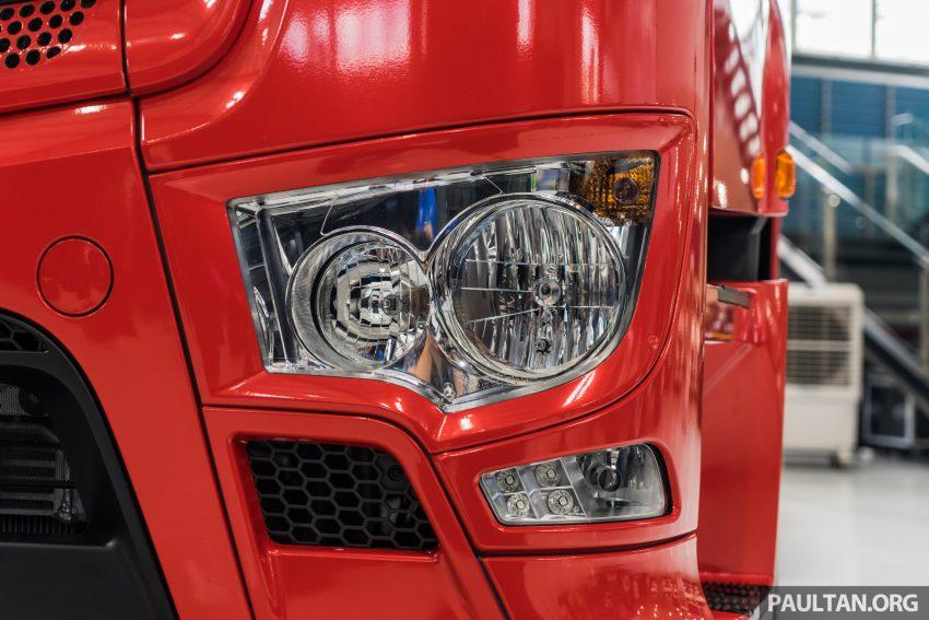 2020 Mercedes-Benz Actros 大型货卡本地上市, 10种不同车型版本供选择, 搭载AEB, ACC, LKAS等高科技安全配备 Image #129926