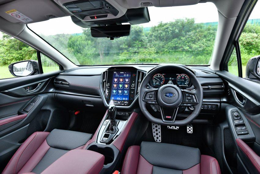第二代 Subaru Levorg 全球首发, 新引擎, 安全性全面进化 Image #132272