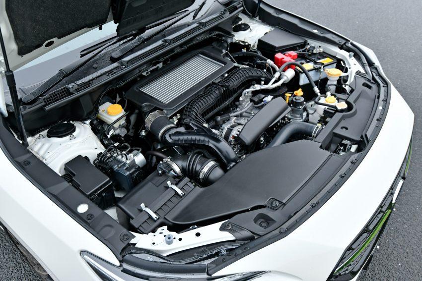 第二代 Subaru Levorg 全球首发, 新引擎, 安全性全面进化 Image #132277