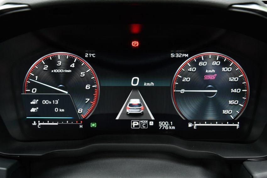 第二代 Subaru Levorg 全球首发, 新引擎, 安全性全面进化 Image #132278