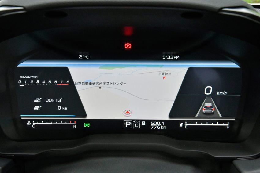 第二代 Subaru Levorg 全球首发, 新引擎, 安全性全面进化 Image #132279